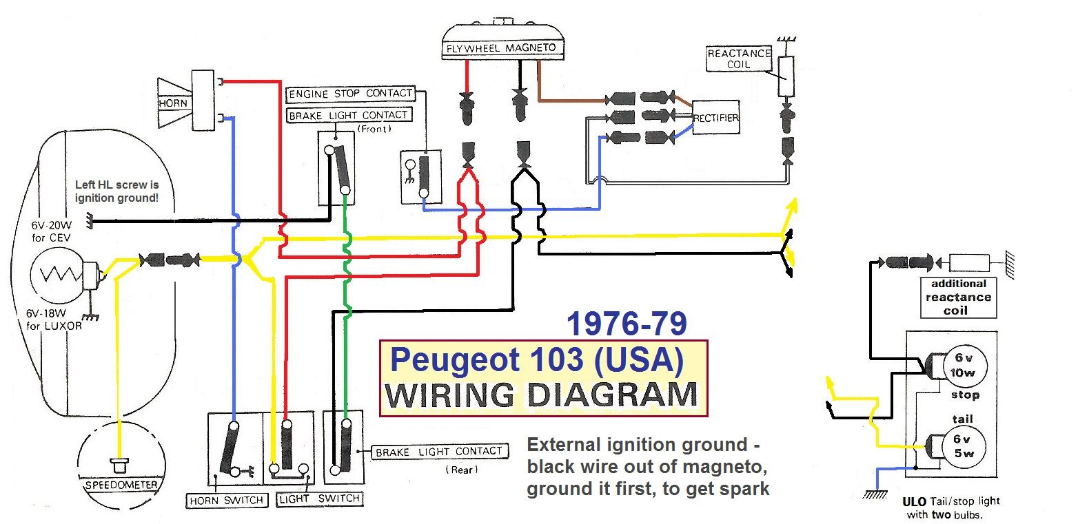 Ro 8725 Puch Moped Wiring Diagram On Peugeot 103 Wiring Diagram Wiring Diagram