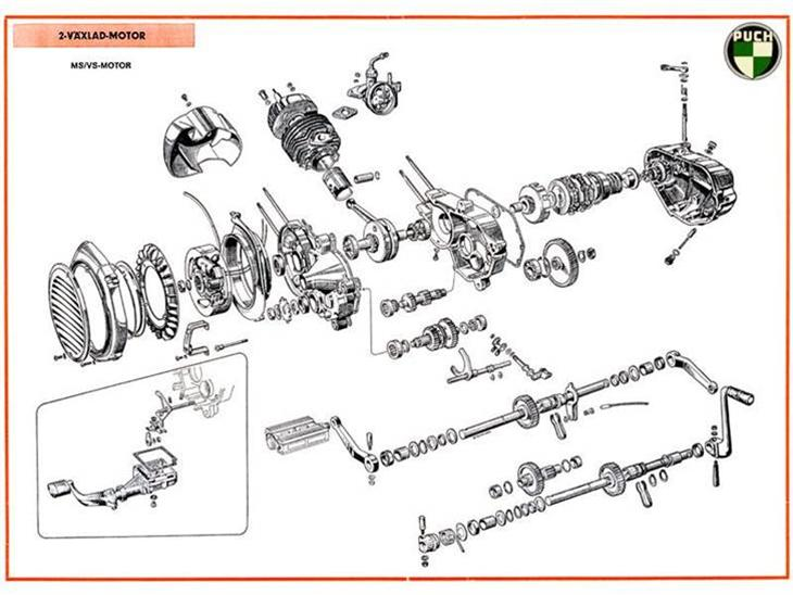 Lh 3626  Puch Engine Diagram Download Diagram