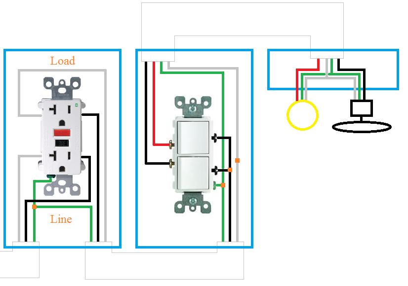 Swell Bathroom Fan Wire Diagram Wiring Diagram Database Wiring Cloud Dulfrecoveryedborg