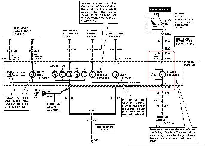 Magnificent 2002 Mercury Cougar Wiring Diagram Wiring Schematic Diagram 31 Wiring Cloud Rometaidewilluminateatxorg