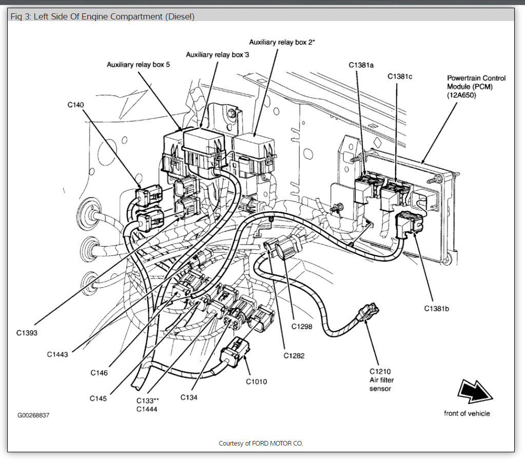 2000 chevy venture fuel pump wiring harness