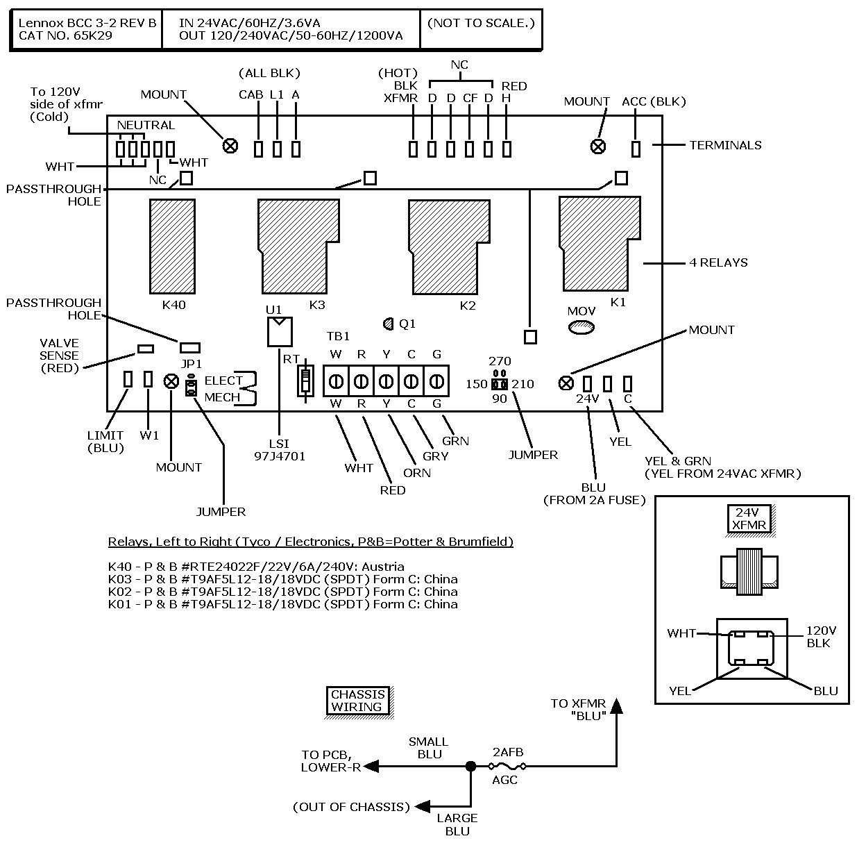 Lennox Ac Wiring Diagram