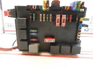 07 09 W221 Merced3es S550 S600 Dashboard Left Fuse Box RelayNetlify