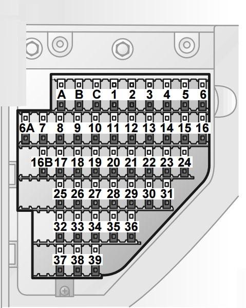 Awe Inspiring 2003 Saab 9 3 Fuse Relay Basic Electronics Wiring Diagram Wiring Cloud Licukshollocom