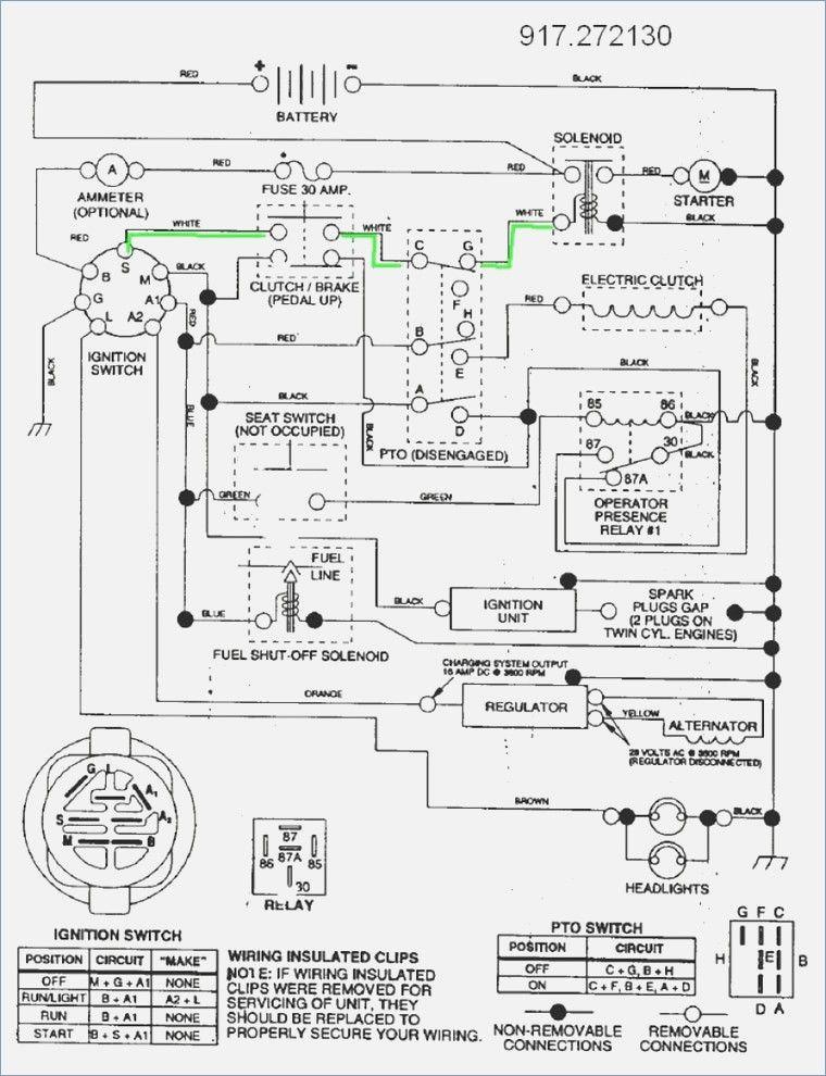 Craftsman Gt3000 Garden Tractor Wiring