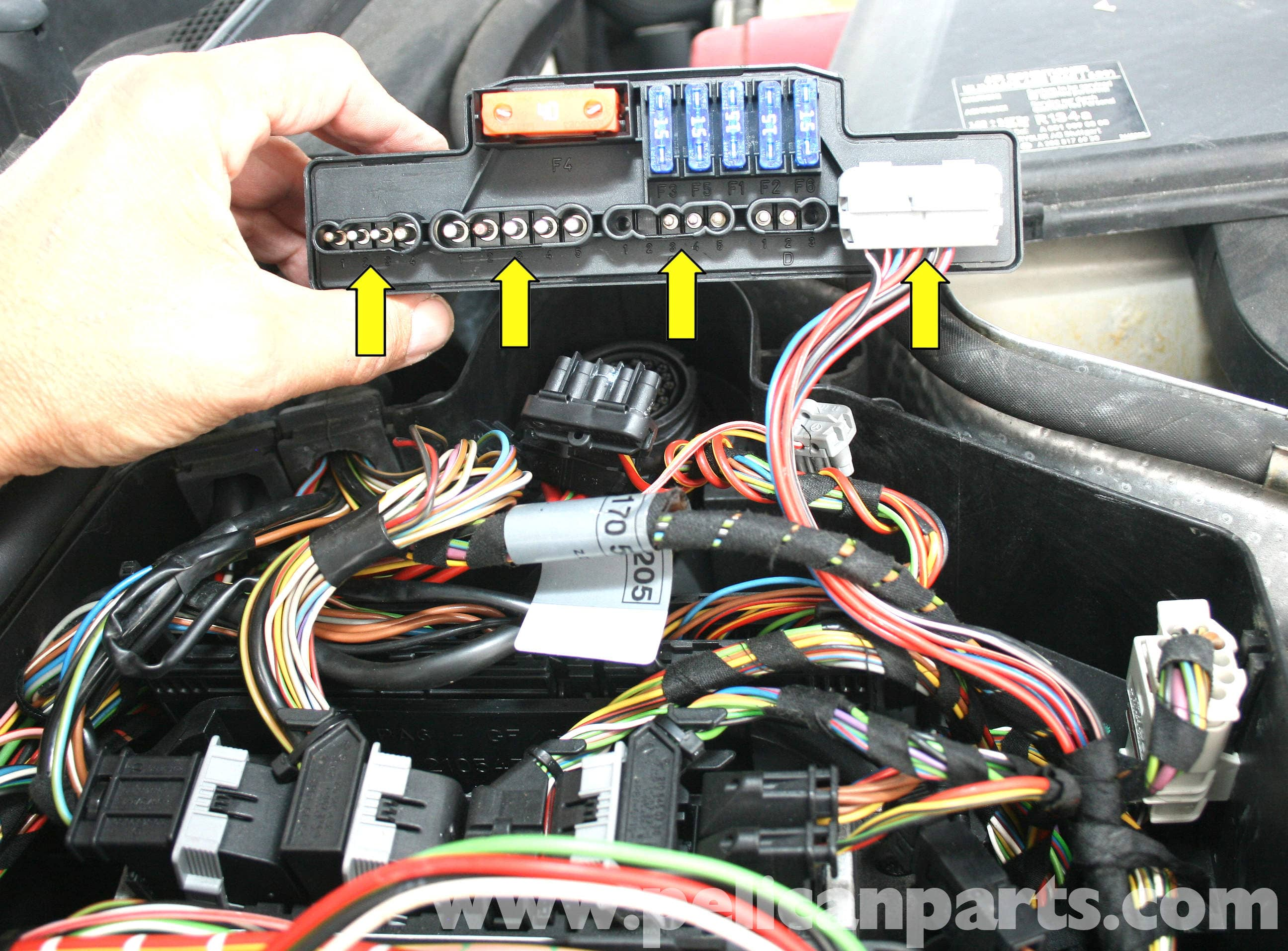 Cool Mercedes Benz Slk 230 K40 Overload Protection Relay Repair 1998 Wiring Cloud Licukaidewilluminateatxorg