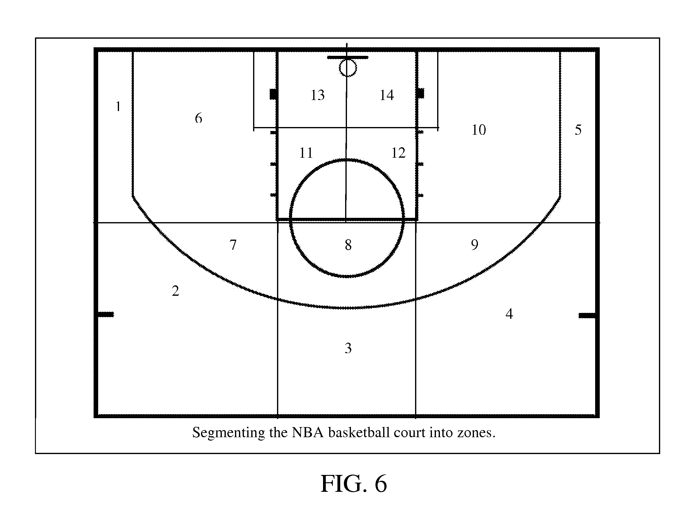 Sy 6871 Basketball Court Diagram Dimensions Download Diagram