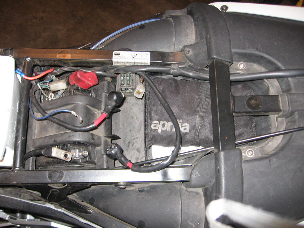 Surprising Motorcycle Starter Relay Modifying To A Durable Ford Unit South Wiring Cloud Overrenstrafr09Org