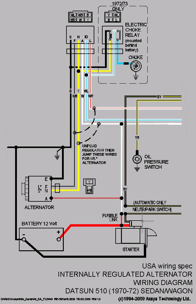 Astounding Hitachi Alternator 40 Amp Plug Wiring Schematic Diagram Wiring Cloud Histehirlexornumapkesianilluminateatxorg