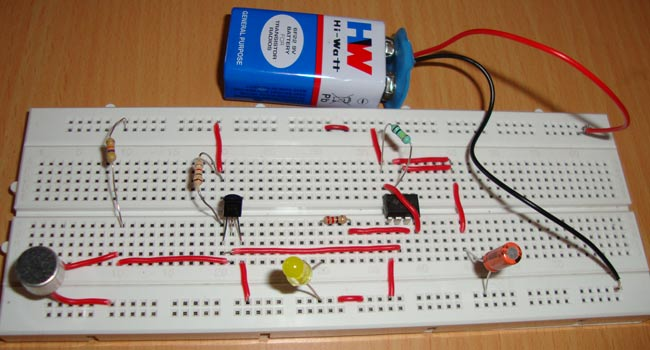 Awesome Clap Switch Circuit Diagram Using Ic 555 Wiring Cloud Vieworaidewilluminateatxorg