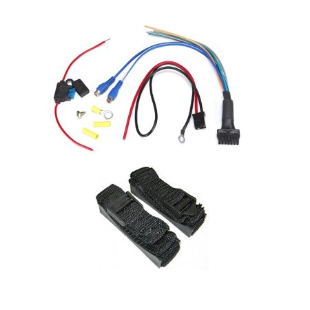 TM_9247] Bazooka Elahp Awk Amp Wiring Kit For Elahp Includes Power Wire  Wiring Diagram | Bazooka Bt1014 Wire Harness |  | Arivo Wigeg Mohammedshrine Librar Wiring 101
