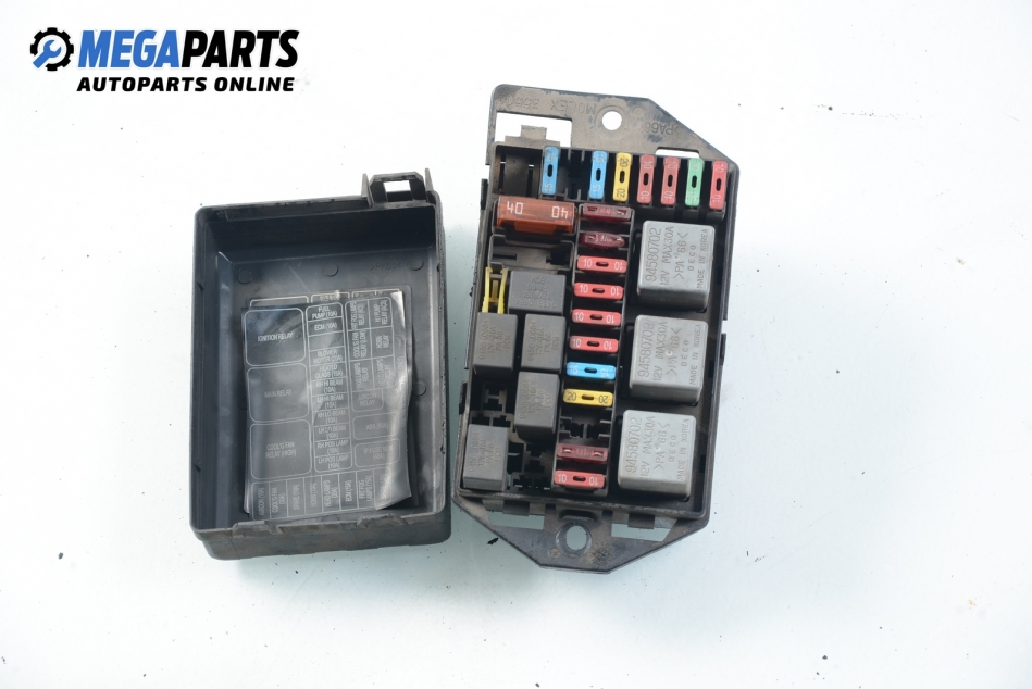 Fuse Box In Daewoo Matiz - Wiring Diagram sockets-area-a -  sockets-area-a.antichitagrandtour.it | Chevrolet Matiz Interior Fuse Box |  | Antichità Grand Tour