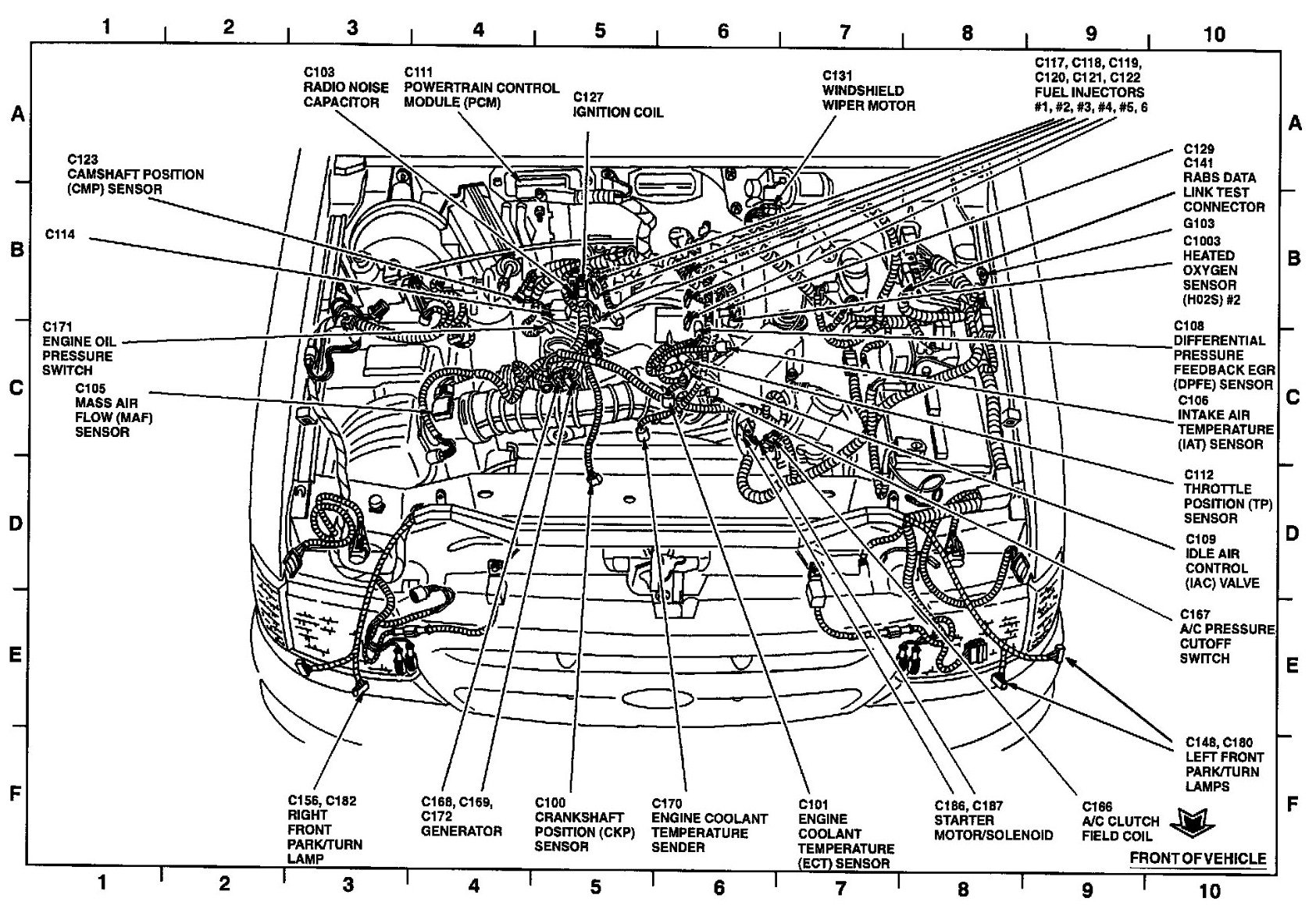99 Ford Ranger 2 3l Engine Diagram Wiring Diagram United4 United4 Maceratadoc It