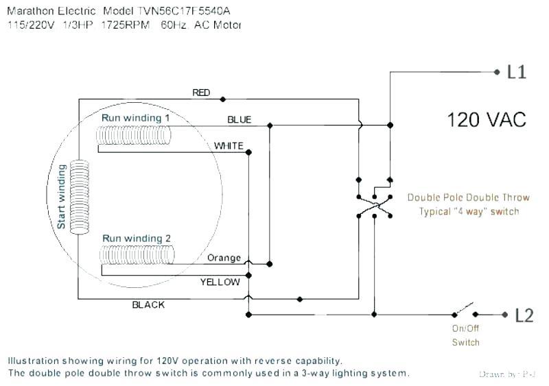 120v Ac Motor Wiring Diagram