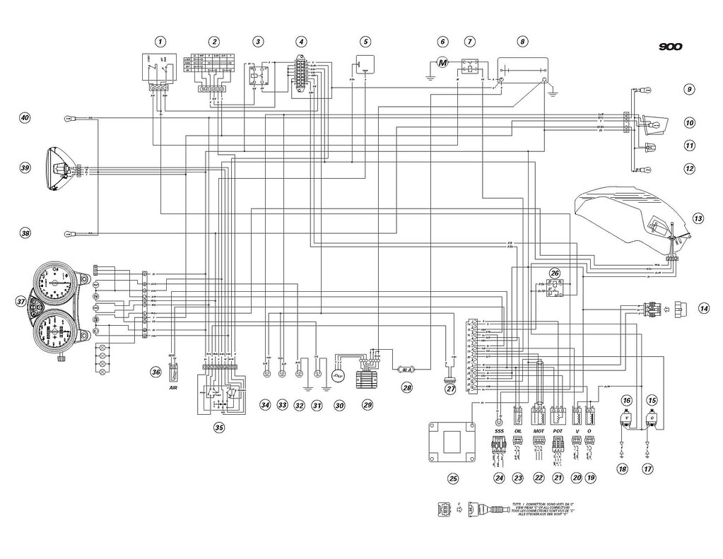 Ax 6941 Ducati Wiring Diagram Ducati Circuit Diagrams Schematic Wiring