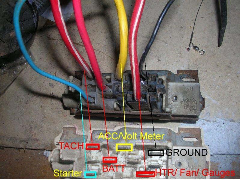 Jeep Yj Ignition Switch Wiring Diagram