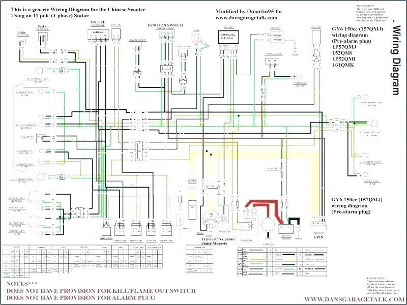Taotao Ata 110 Wiring Diagram