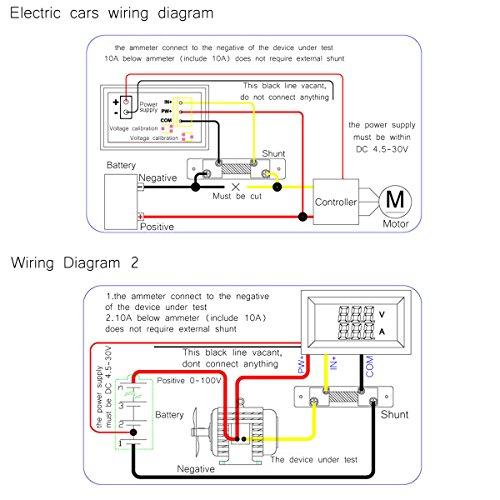[TVPR_3874]  YA_6172] Digital Voltmeter Circuit Schematic Diagram | Induction Amp Meter Wiring Diagram Ford |  | Isop Chim Simij Cular Lectu Perm Ophen Atrix Unde Vira Mohammedshrine  Librar Wiring 101