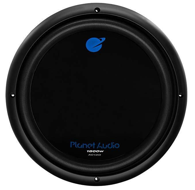 Strange Amazon Com Planet Audio Ac12D 1800 Watt 12 Inch Dual 4 Ohm Voice Wiring Cloud Staixaidewilluminateatxorg