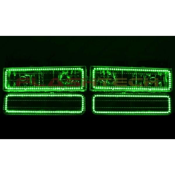 Superb Chevrolet 1500 V 3 Color Change Upper Lower Blinker Halo Headlight Wiring Cloud Waroletkolfr09Org