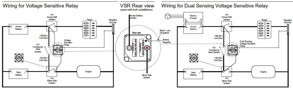 Bb 7640 Wiring A Voltage Sensitive Relay Wiring Diagram