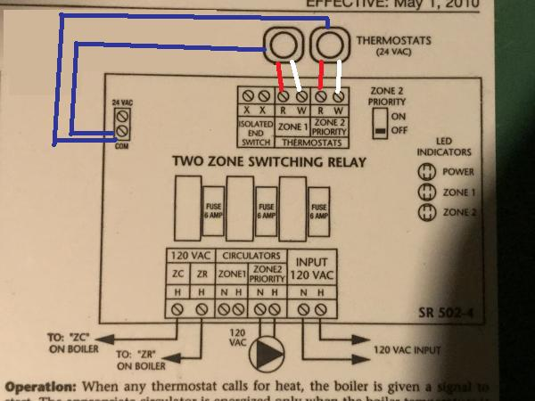 KN_7452] Taco Zone Switching Relay Wiring Free DiagramHete Reda Inrebe Trons Mohammedshrine Librar Wiring 101