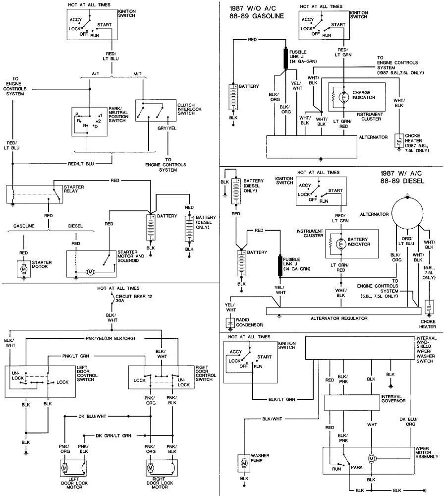 Sm 7257 Diagram Likewise Ford Diesel Glow Plug Wiring Diagram On 7 3 Idi Glow Wiring Diagram