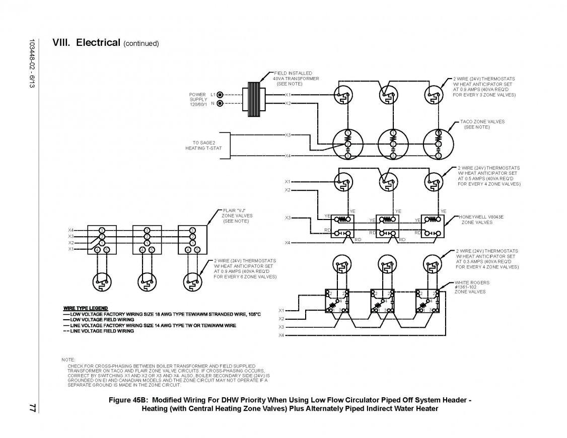 White Rodgers Aquastat Wiring Diagram