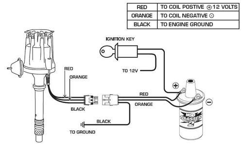 Kz 4669 Mallory Ford Ignition Coil Wiring Diagram Wiring Diagram