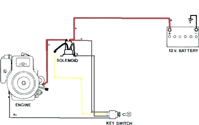 Basic Wiring Diagram For Riding Lawn Mower
