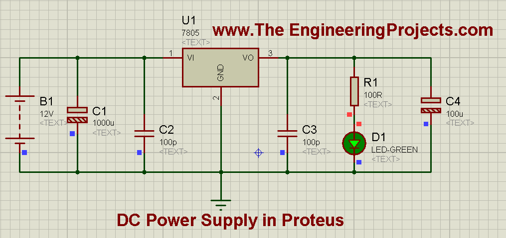 Stupendous Design A 5V Power Supply In Proteus The Engineering Projects Wiring Cloud Biosomenaidewilluminateatxorg