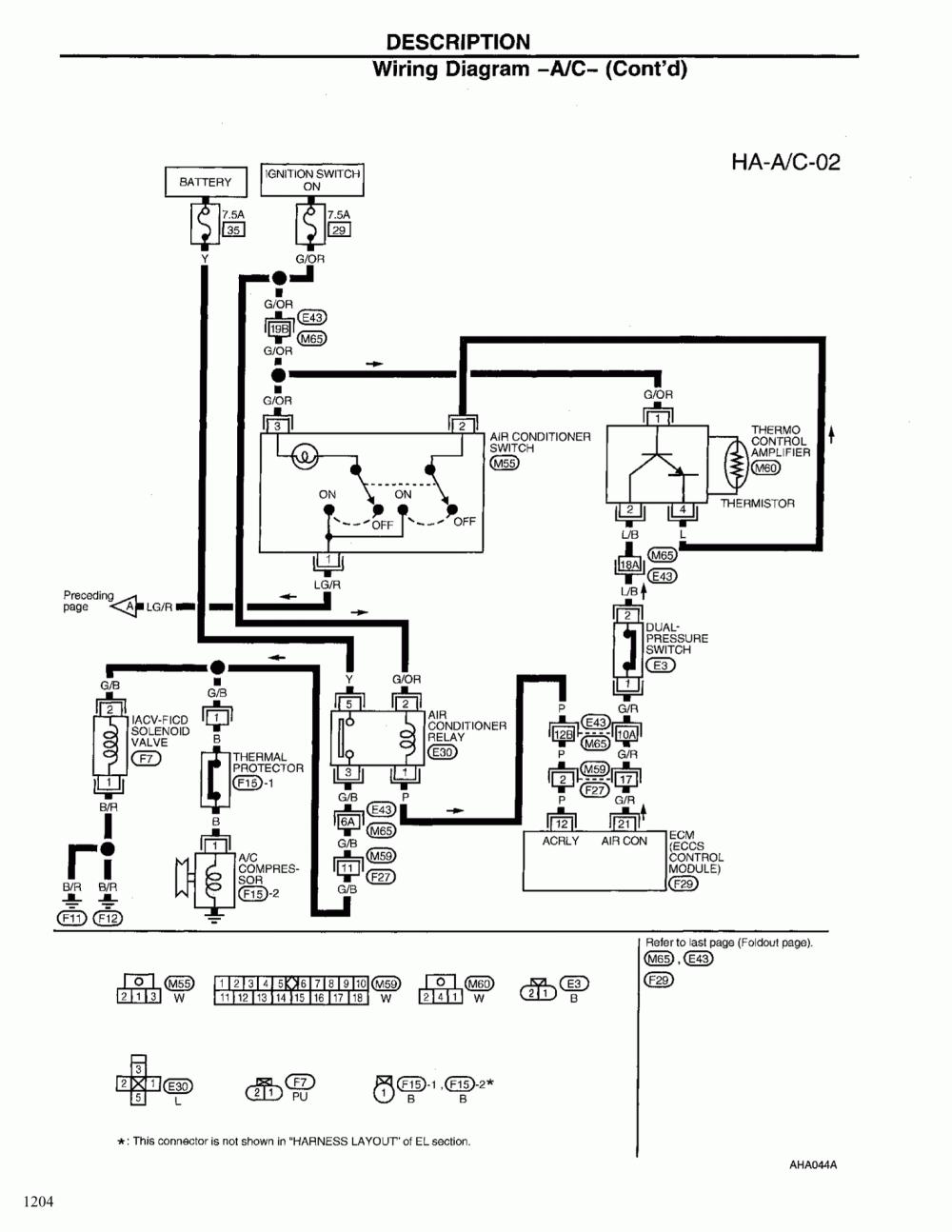 2001 xterra ignition wiring diagram - wiring diagrams all drop-what -  drop-what.babelweb.it  babelweb.it