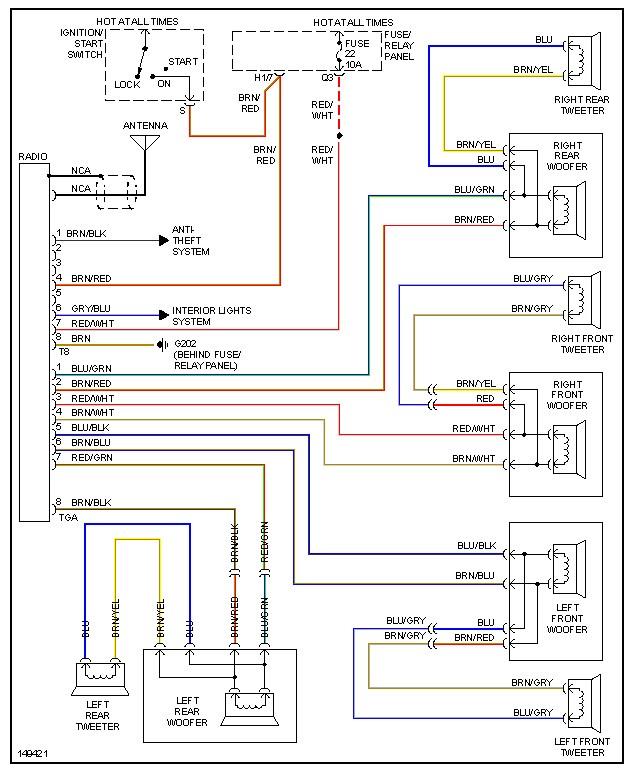 Awesome Mk3 Jetta Radio Wire Diagram Wiring Diagram Tutorial Wiring Cloud Hemtshollocom