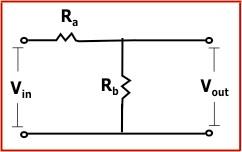 Pleasant Voltage Divider Calculator Wiring Cloud Cranvenetmohammedshrineorg