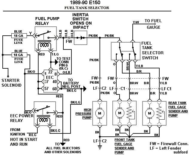 89 ford e150 van wiring diagram bw 6940  1990 ford e150 wiring diagram wiring diagram  1990 ford e150 wiring diagram wiring