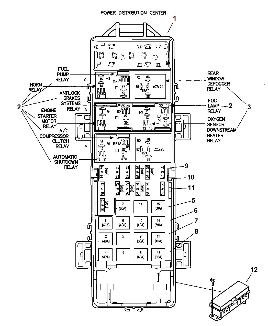 [SCHEMATICS_48EU]  ST_3696] 04 Wrangler Fuse Diagram Schematic Wiring | 1196 Jeep Cherokee Dash Wiring |  | Boapu Wigeg Mohammedshrine Librar Wiring 101