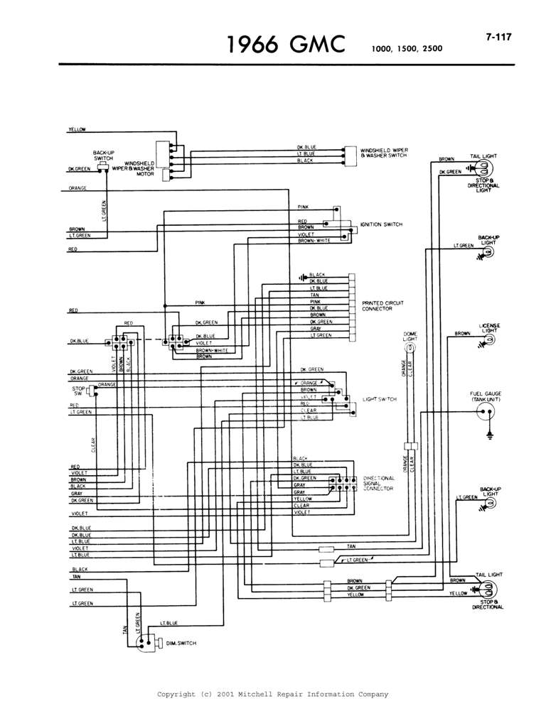60 66 C10 Wiring Diagram