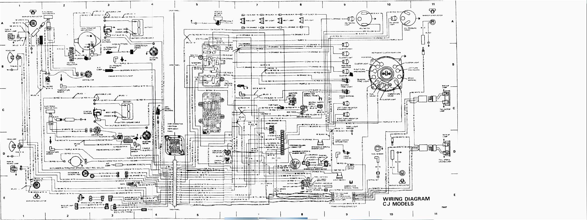 1990 jeep wrangler wiring harness diagram cj7 wiring harness diagram wiring diagram data  cj7 wiring harness diagram wiring