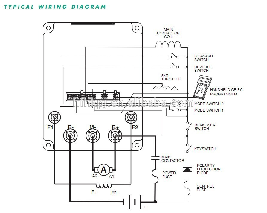 fork lift electric motor wiring diagram lx 4789  for curtis sepex controller wiring diagram wiring diagram  for curtis sepex controller wiring