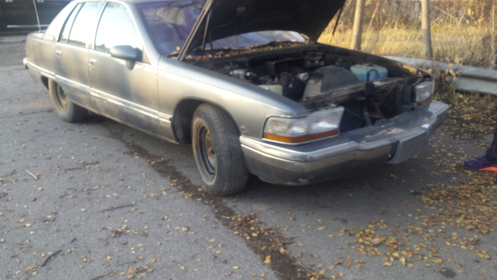 Remarkable Buick Roadmaster Questions My 92 Roadmaster Has No Power Even When Wiring Cloud Ymoonsalvmohammedshrineorg