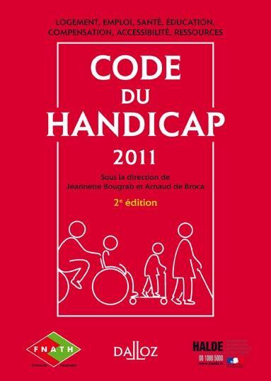 Surprising Code Du Handicap 2011 Pdf Epub Library Wiring Cloud Inklaidewilluminateatxorg