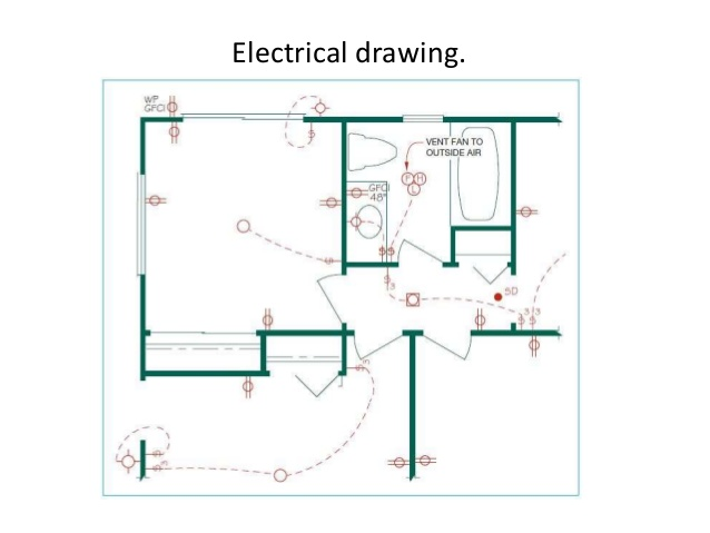 [SCHEMATICS_4NL]  BW_4056] How To Draw Electrical Diagrams | Architectural Wiring Diagrams |  | Onica Bepta Mohammedshrine Librar Wiring 101