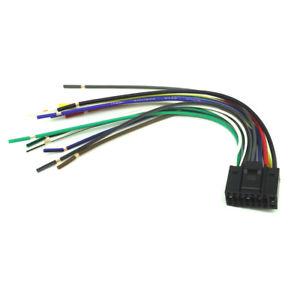 Astonishing 16 Pin Radio Car Audio Stereo Wire Harness For Kenwood Ddx318 Ddx319 Wiring Cloud Onicaalyptbenolwigegmohammedshrineorg