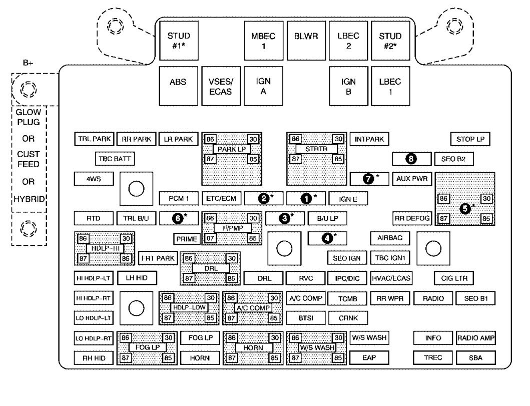 chevy avalanche fuse box rv 5222  2006 avalanche fuse box wiring diagram 2013 chevy avalanche fuse box diagram 2006 avalanche fuse box wiring diagram