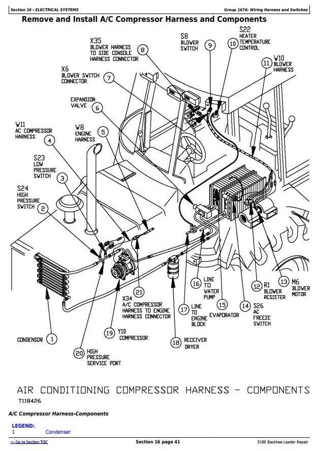 John Deere 310c Wiring Diagram - 2004 Tundra Radio Wiring Diagram for Wiring  Diagram SchematicsWiring Diagram Schematics