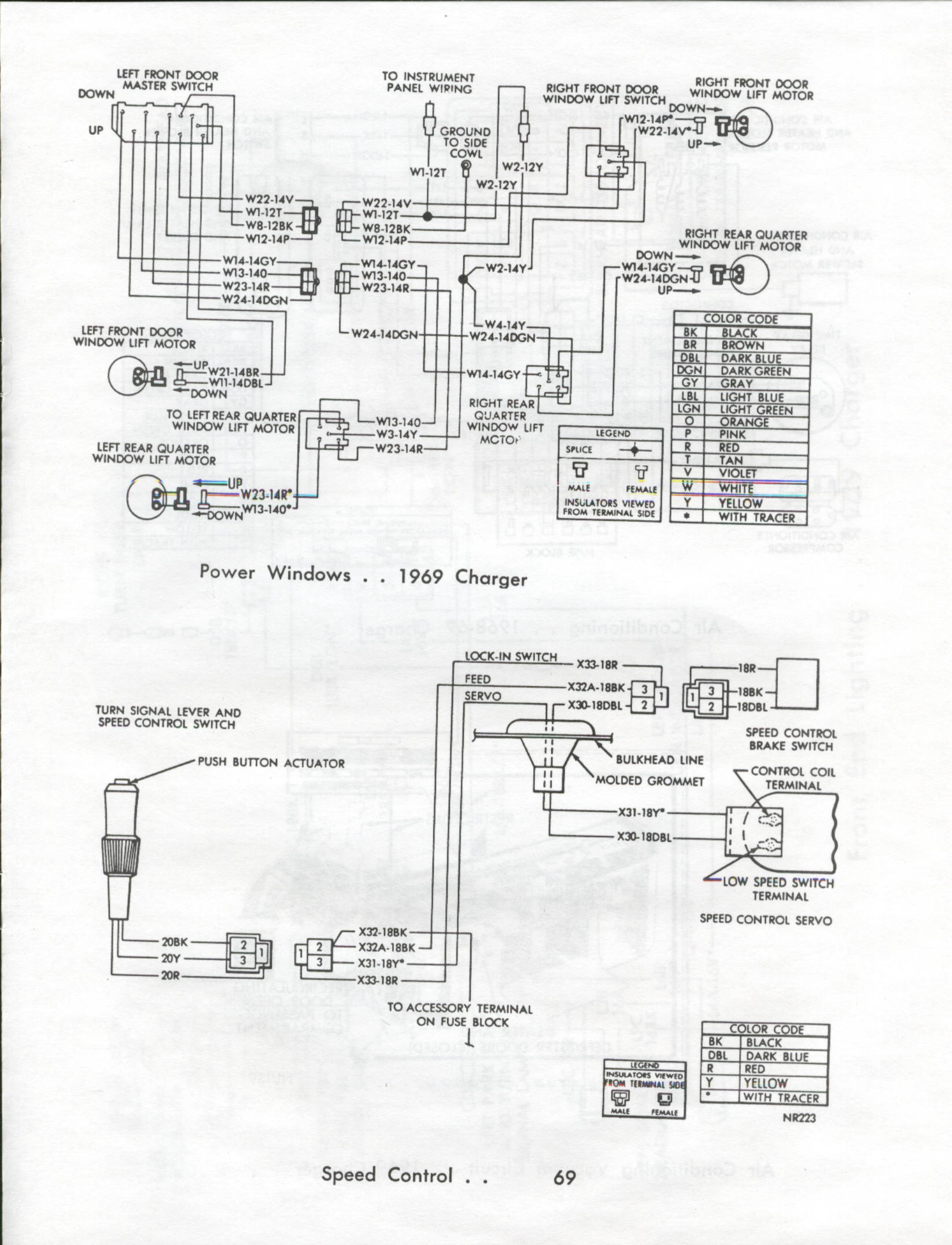 1968 Dodge Radio Wiring Diagram 1969 Gto Wiring Harness Clubcar Ati Loro Jeanjaures37 Fr