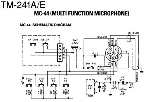 Kenwood Mc 42s Mic Wiring Diagram - 2004 Honda Wiring Diagram for Wiring  Diagram Schematics Wiring Diagram Schematics