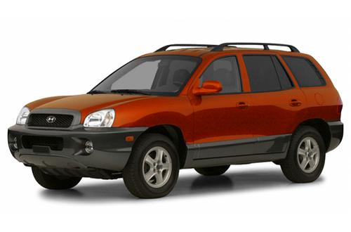 Strange 2003 Hyundai Santa Fe Expert Reviews Specs And Photos Cars Com Wiring Cloud Ittabisraaidewilluminateatxorg