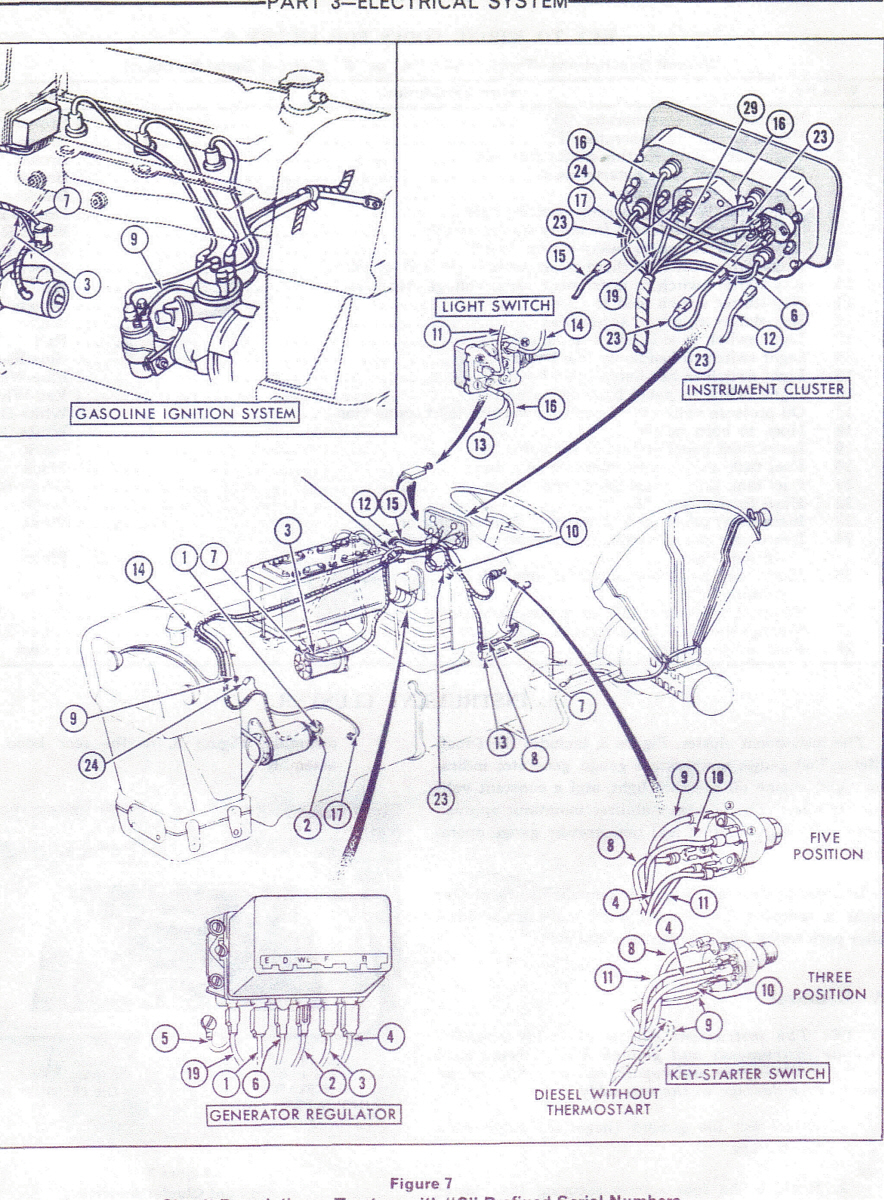 1964 ford 2000 tractor wiring diagram ford tractor schematics wiring diagram data  ford tractor schematics wiring