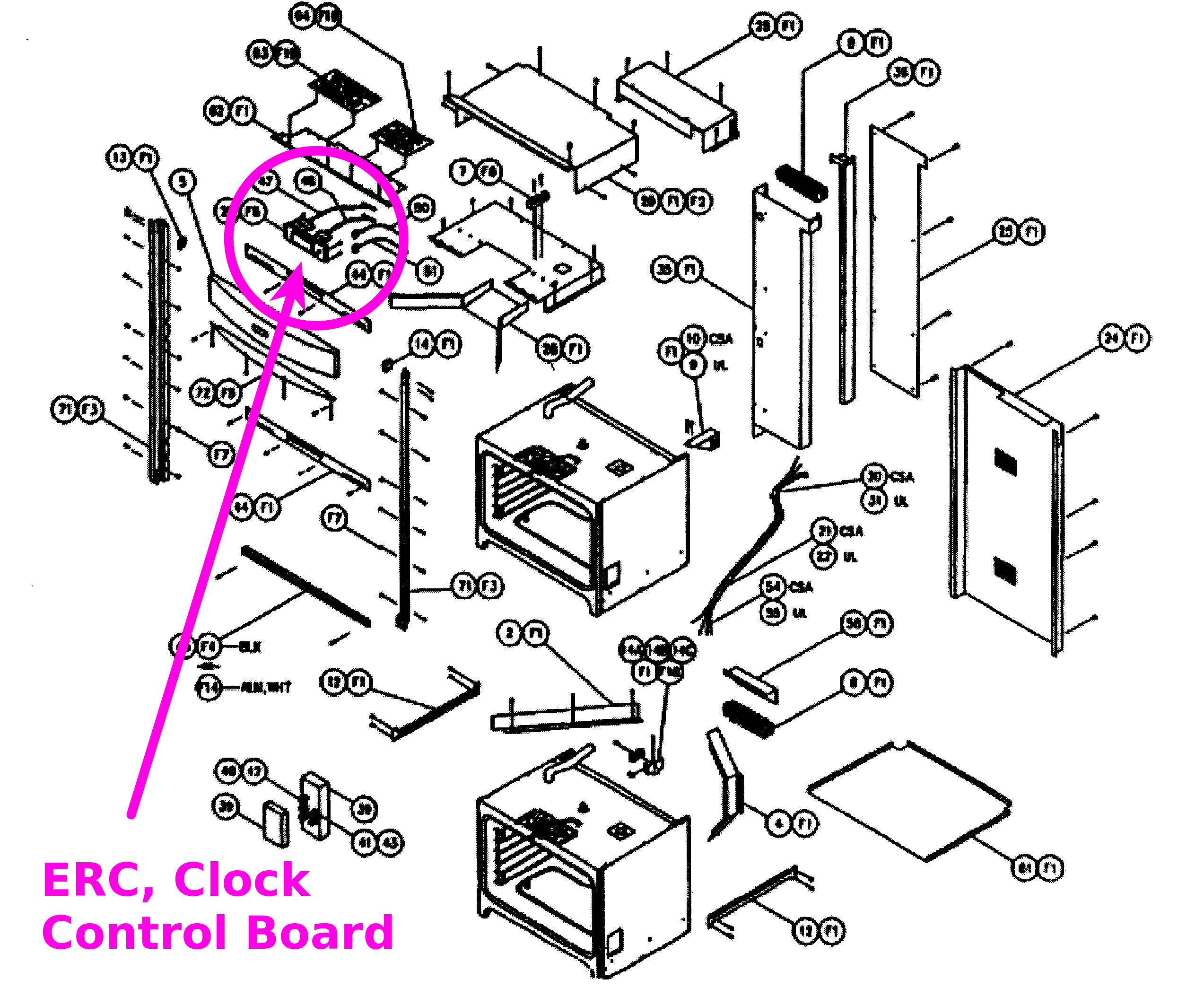 hs_8445] dacor wall oven wiring diagram wiring diagram  hist unbe umize hyedi mohammedshrine librar wiring 101